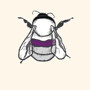 Demisexual Bee - Men's Premium T-Shirt