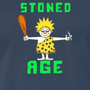 Stoned Age - Men's Premium T-Shirt