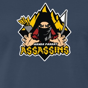 Nanda Parbat Assassins - Men's Premium T-Shirt