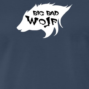 Big Bad Wolf Funny - Men's Premium T-Shirt