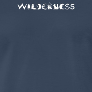 Wilderness - Men's Premium T-Shirt