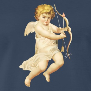 Cupid_Angel_PNG_Picture - Men's Premium T-Shirt
