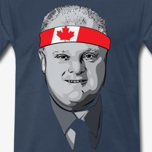 Cocky Ford Vintage Tee - Men's Premium T-Shirt