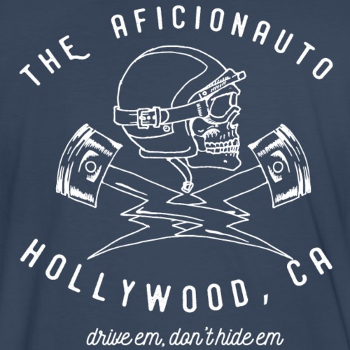 jolly roger by Andrew K Currey white - Men's Premium T-Shirt
