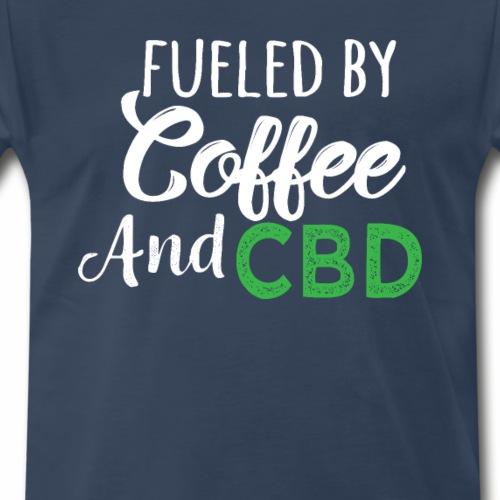 fueled by - Men's Premium T-Shirt