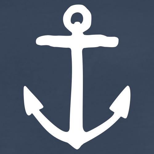 Anchor Sailor Sailing Boating Yachting - Men's Premium T-Shirt