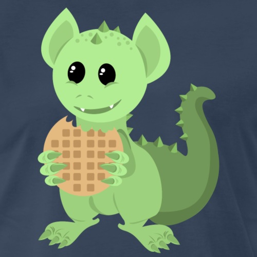 WaffleDragons - Men's Premium T-Shirt