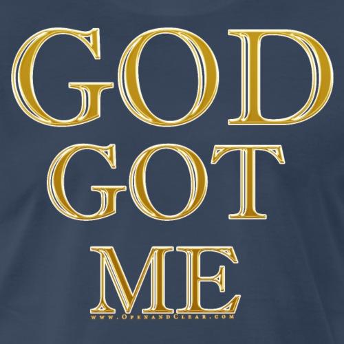 God Got Me - Men's Premium T-Shirt