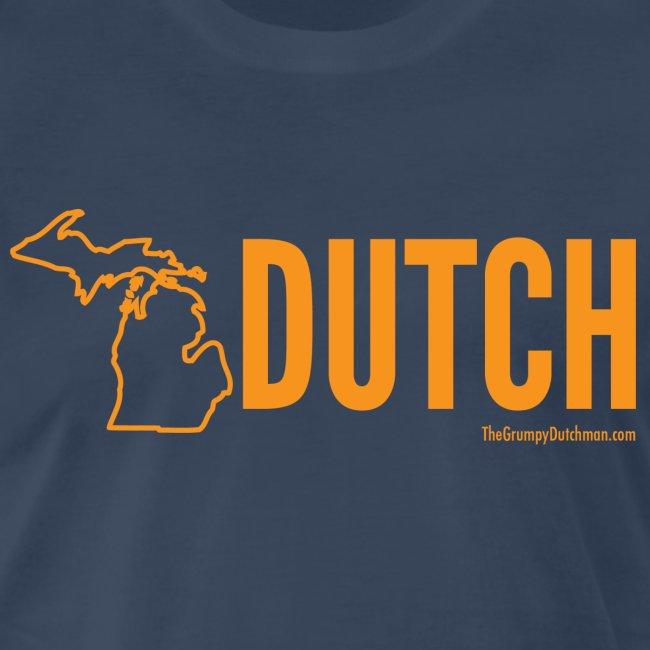 Michigan Dutch (orange)