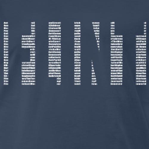 Flint Places - Men's Premium T-Shirt
