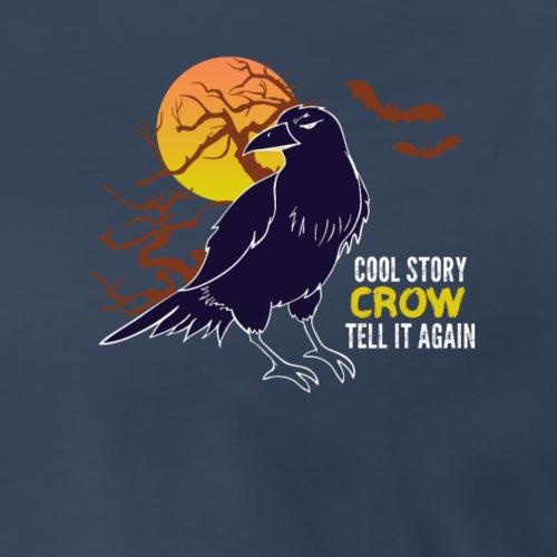 CROW T Shirt - Men's Premium T-Shirt