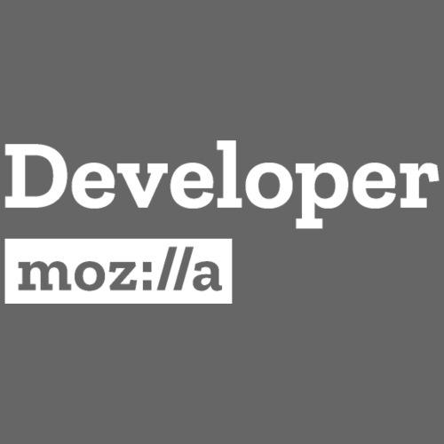 Developer mozilla - Men's Premium T-Shirt
