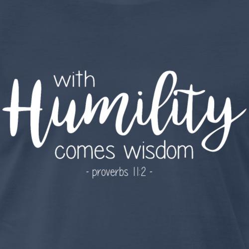 Humility (dark) - Men's Premium T-Shirt