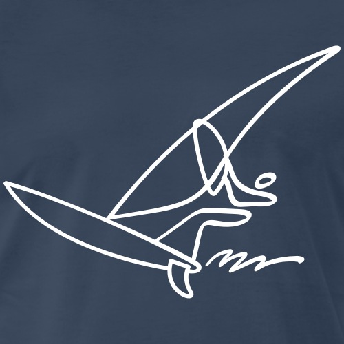 Extreme Windsurfing - Men's Premium T-Shirt