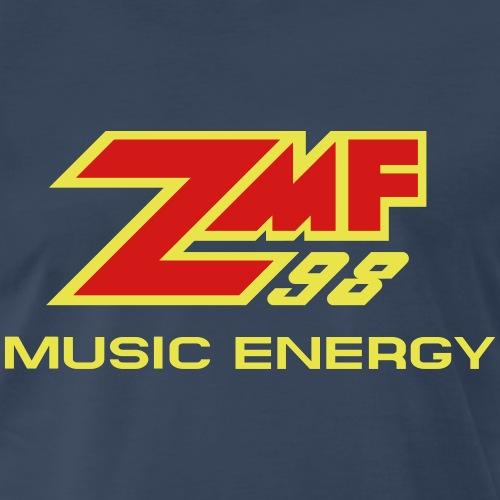 ZMF Music Energy - Men's Premium T-Shirt