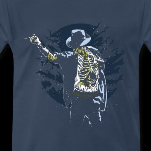 Zombie Pop Star - Men's Premium T-Shirt