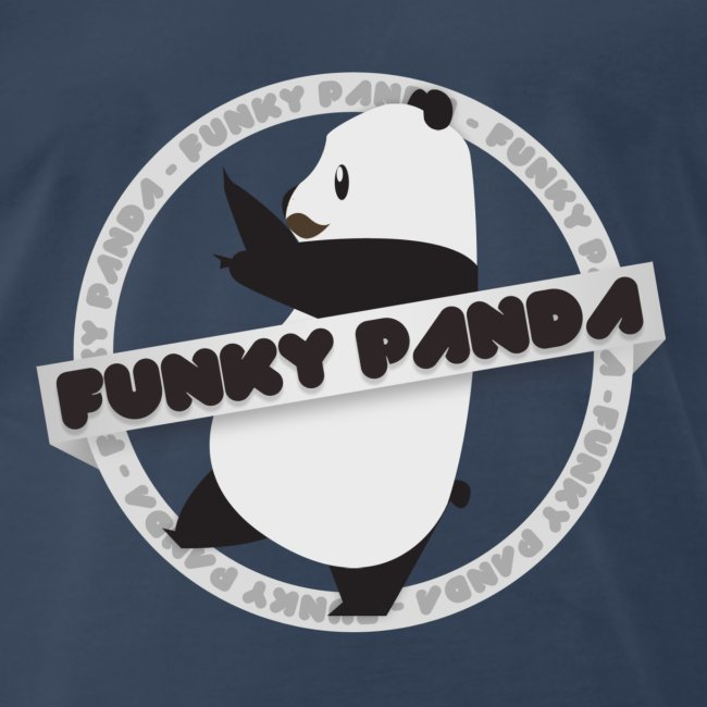 Funky Panda logo png