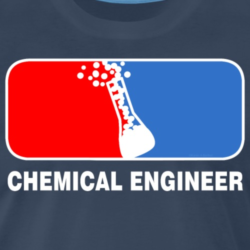 Chemical Engineer League White Text