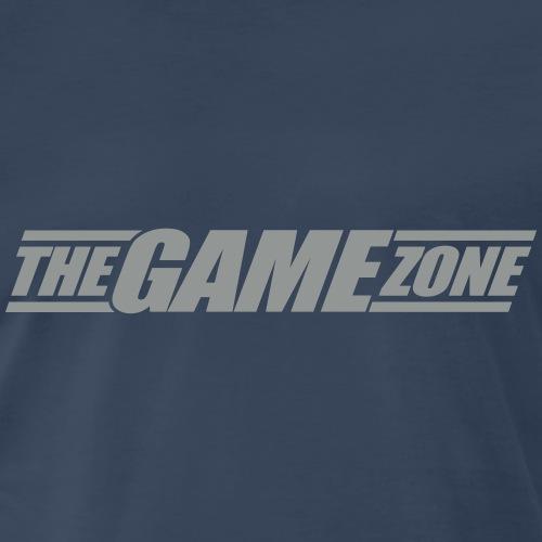 The Game Zone 2017 Logo - Men's Premium T-Shirt