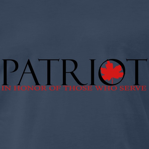 CDN PATRIOT_LOGO_1 - Men's Premium T-Shirt