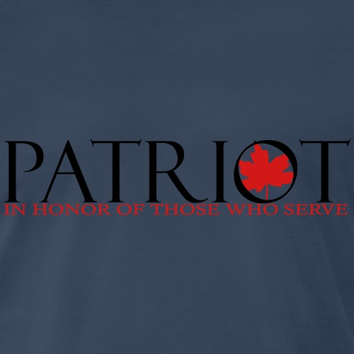 CDN PATRIOT_LOGO_1 - Men's Premium T-Shirt