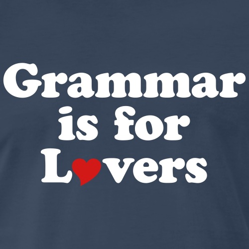 Grammar is for Lovers