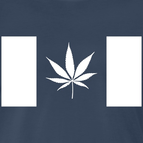 OH CANNABIS - Men's Premium T-Shirt