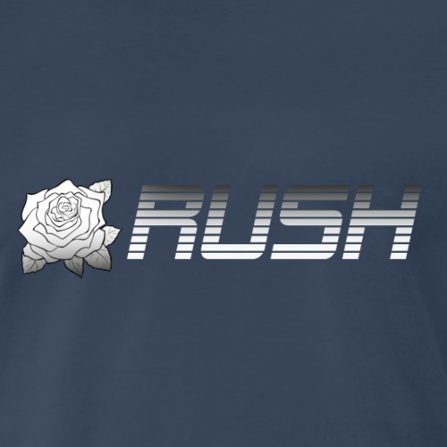 rush rose - Men's Premium T-Shirt