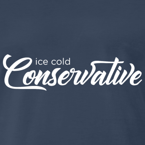 Ice Cold Conservative - Men's Premium T-Shirt