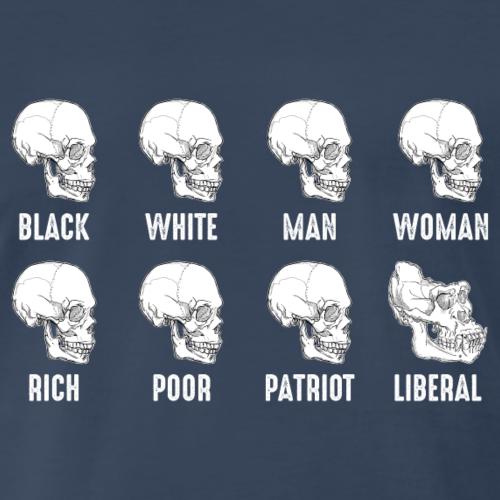 Liberal Idiots Tshirt - Men's Premium T-Shirt