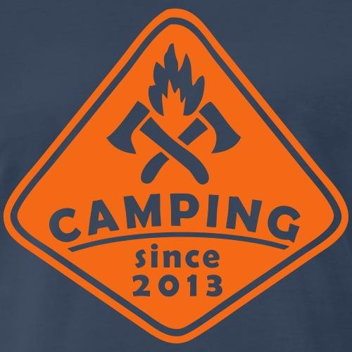 Campfire 2013 - Men's Premium T-Shirt