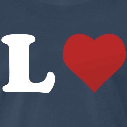 Lo - Men's Premium T-Shirt