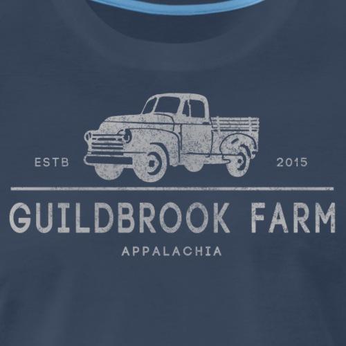 Vintage Farm Truck - Men's Premium T-Shirt