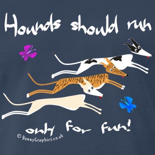 Run for fun - Men's Premium T-Shirt