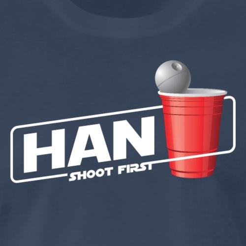 Han Solo Cup - Men's Premium T-Shirt