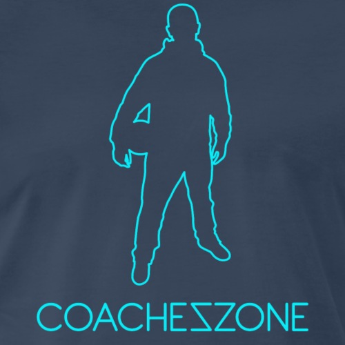Coaches Zone - Men's Premium T-Shirt