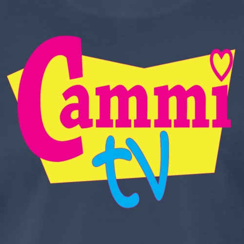 Cammi TV Logo - Men's Premium T-Shirt