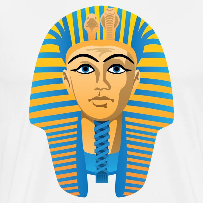 Egyptian Golden Pharaoh Burial Mask