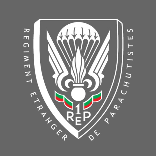 1er REP - Regiment - Badge - Men's Premium T-Shirt