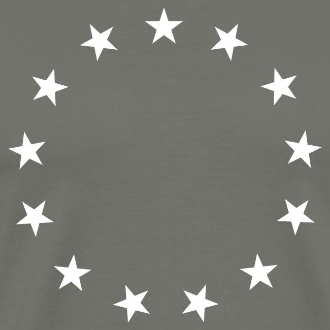 13 Stars Patriotic Circle