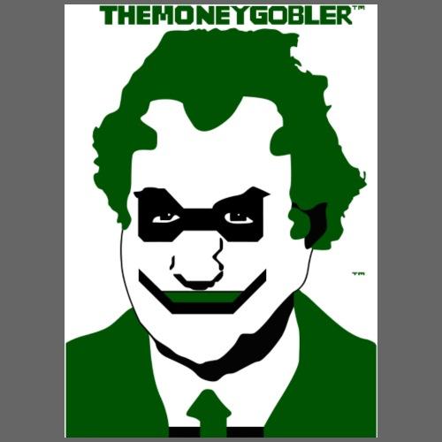 THEMONEYGOBLERTM - Men's Premium T-Shirt