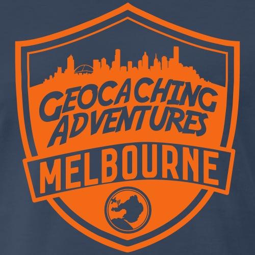 GCMelb vector - Men's Premium T-Shirt