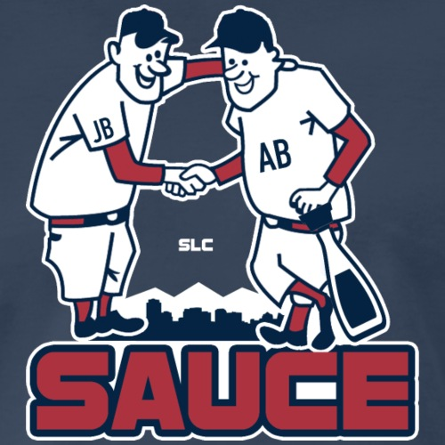 Salt Lake City Soy Sauce - Men's Premium T-Shirt