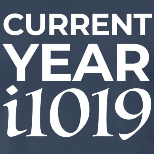 Current Year i1019 - Men's Premium T-Shirt
