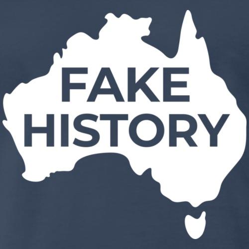 Fake History of Australia - Men's Premium T-Shirt