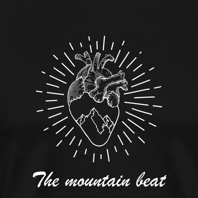 Adventure - The Mountain Beat T-shirts & Products