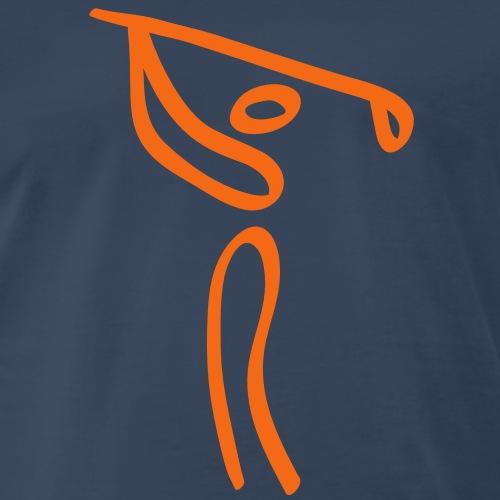 Olympic Golf - Men's Premium T-Shirt