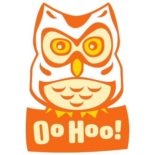 Owl Oo Hoo - Men's Premium T-Shirt