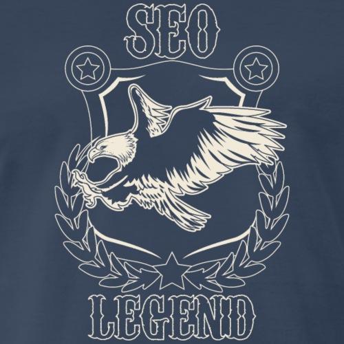 SEO Legend - Men's Premium T-Shirt