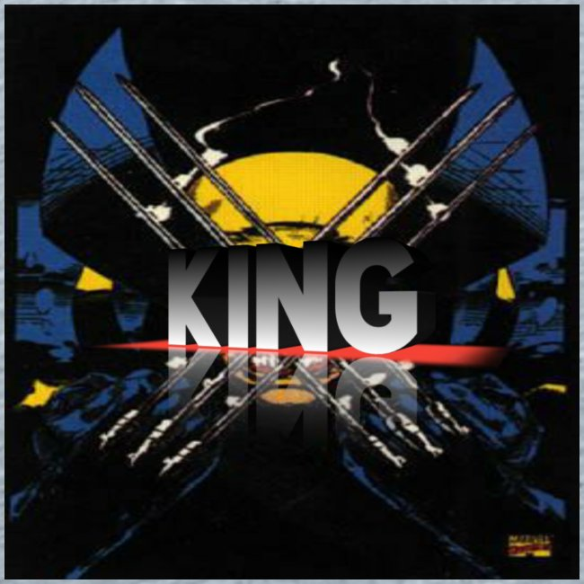 ones wolverine was a king!!
